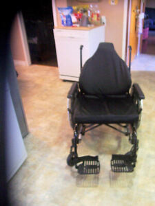 Litestream XF Wheel Chair