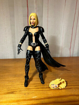 Emma Frost Action Figure Marvel Legends Walgreens Exclusive Pre-owned
