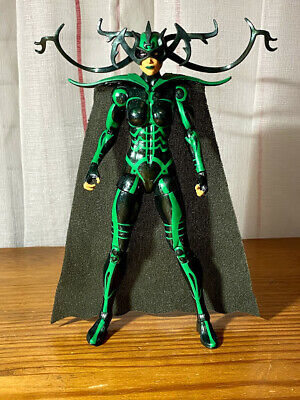 Hela Action Figure Marvel Legends Book of Vishanti SDCC Exclusive RARE Thor