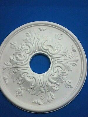 Plaster Ceiling Rose  Victorian Diameter 39cm 15 1/4 inch