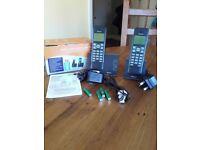 Binatone defence 6025 call blocker twin codless phone