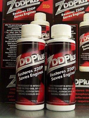 2 ZDDPlus ZDDP Engine Oil Additive - Save your Engine!
