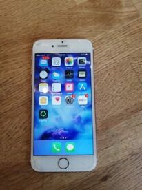 iPhone 6s 16gb Rose Gold IMMACULATE CONDITION!