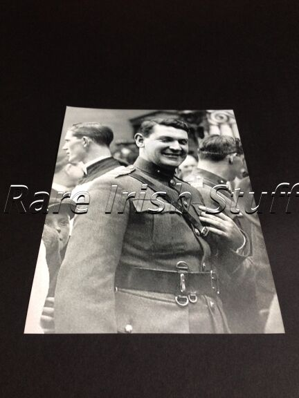 Michael Collins Laughing In 1922 - Irish Rebel Photo Picture