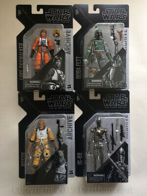 STAR WARS: The Black Series - Archive Collection - Wave - 1