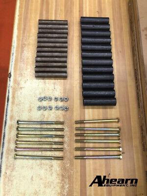 Asv Rc60 Pt60 Track Loader Drive Sprocket Roller Teeth Tubes