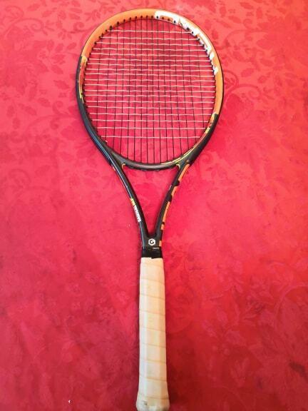 NEW Head IG Radical MP 98 10.4oz 4 1//4 grip Tennis Racquet