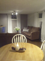 Fully Furnished Beautiful 1 bedroom Apt - All Inclusive