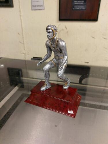 Wrestling Trophy. Free Custom Engraving.