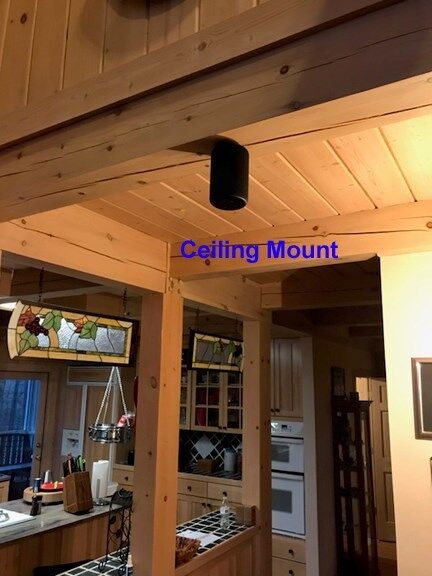 Amazon Echo Plus 2nd Generation Ceiling or Wall Mount