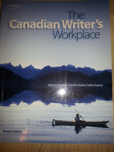 CANADIAN WRITERS WORKPLACE 7TH EDITION