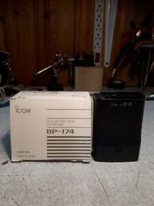 iCOM BP-174 BATTERY POUR IC-2GXAT (elle neuve, jamais servie