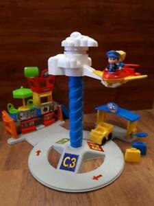 Aéroport Little People Fisher Price
