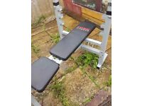York Fitness Heavy Duty Weights Bench