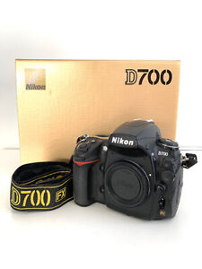 Nikon D700 Body For Sale