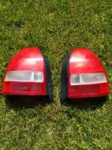 Honda Civic EK Hatch Tail Lights