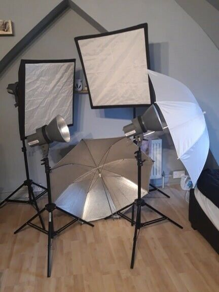 Ex150 Mk2 Photography Studio Home Lighting Kit In Lowestoft Suffolk Gumtree