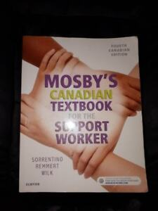 Selling PSW Mosby's Textbook