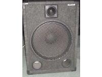 Soundlabs 100watt speaker and cabinet