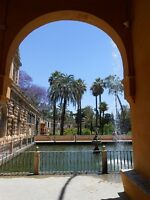 En el Patio de Sevilla - The Garden of Sevilla