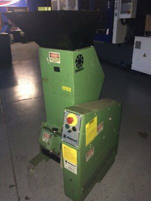 Rapid 611sr Granulator 3.5 Hp I4699