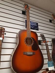 Canadian-made Acoustic Guitar!