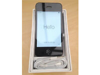 IPhone 4s, boxed, 8GB Great condition
