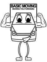 BASIC MOVING. MOVING YOU FORWARD