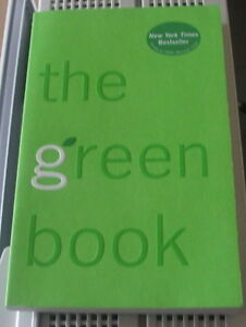 """The Green Book """"In english"""" Je poste"""