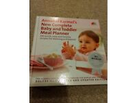 Annabel Karmel's Baby and toddler meal planner
