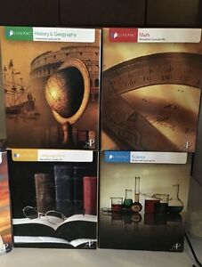 Complete Grade 3 curriculum (New in boxes)