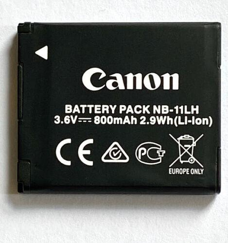 Orginal Canon NB-11LH Li-Ion Battery Pack for PowerShot ELPH and SX-series