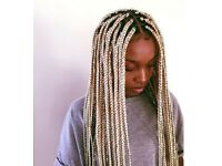 Mobile hairdresser - Afro & Caribbean Hair - Braids, twists, cornrows ...