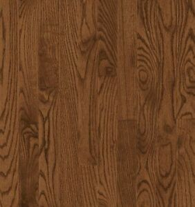 Beautiful New Hardwood Flooring!Bruce Armstrong SOLID OAK 3/4 in