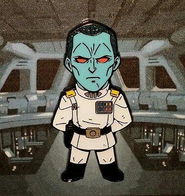 Grand Admiral Thrawn Pin From Sdcc Zahn Book