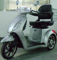 MOBILITY CHAIRE Lay Aways, Heated Storage