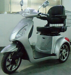 Mobility Electric Tricycles Range  70 Km + Lay Aways Storage Cornwall Ontario image 7