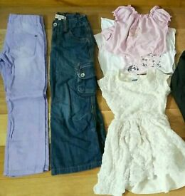Clothes bundle 5-6 years old