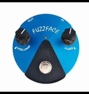 As New Fuzz Face Mini Silicon Clovelly Eastern Suburbs Preview