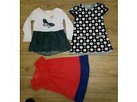 girls age 2-3 dresses next,h&m,nutmeg
