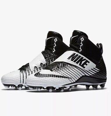 58cc40c08 Nike Lunarbeast Strike Pro TD Football Cleats 833421-100
