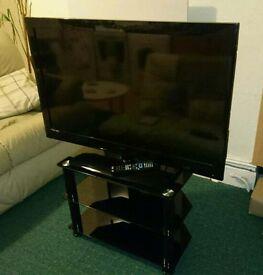 "40"" UMC HD TV with stand (optional)"