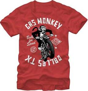 Gas Monkey Clothing Store