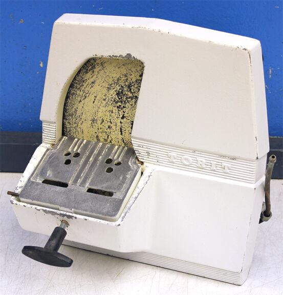 Torit Corporation 320-A Wet Dental Material Grinder Trimmer