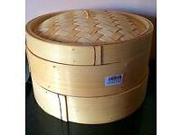 Bamboo steamer