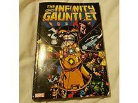 Marvel : Infinity gauntlet