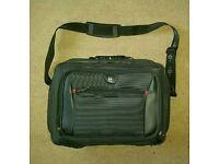 "Wenger Swiss Gear 16"" Deluxe Laptop case bag"