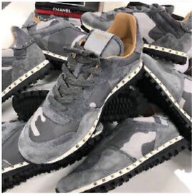 Men's valentino grey
