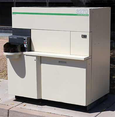 Rigaku Denki Kogyo Co. 3270 X-ray Spectrometer 3070e1