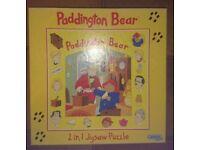Paddington Bear 104 piece jigsaw puzzle